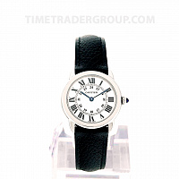 Cartier Ronde Solo WSRN0019