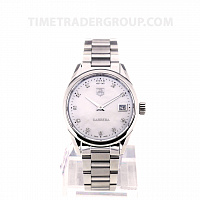 TAG Heuer Carrera 32 Quartz Gemstone MoP Dial WAR1314.BA0778