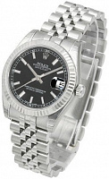 Rolex 178274 Datejust 31 Black Index Jubilee
