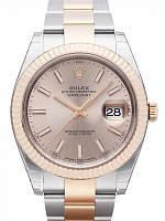 Rolex 126331 Datejust 41 Sundust Index Oyster