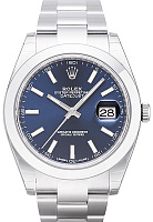 Rolex 126300 Datejust 41 Blue Index Oyster