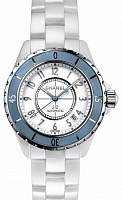 Chanel J12 Soft Blue Automatic H4341