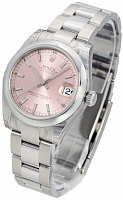 Rolex 178240 Datejust 31 Pink Index Oyster