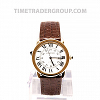 Cartier Ronde Solo W2RN0008