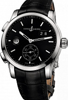 Ulysse Nardin Classic Dual Time 3343-126/92