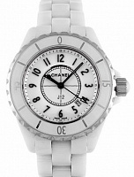 Chanel J12 White Ceramic H0968