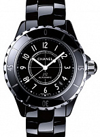Chanel J12 Black Ceramic H0685