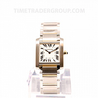 Cartier Tank Francaise W2TA0003
