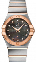 Omega Constellation Quarz Small Tahiti 123.20.27.60.57.006 (2015 rok)