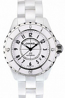 Chanel J12 White Ceramic H0970