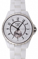 Chanel J12 Automatic White Ceramic H3837