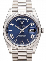 Rolex 228239 Day-Date 40 Blue Dial