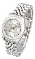 Rolex 178240 Datejust 31 Silver Index Jubilee